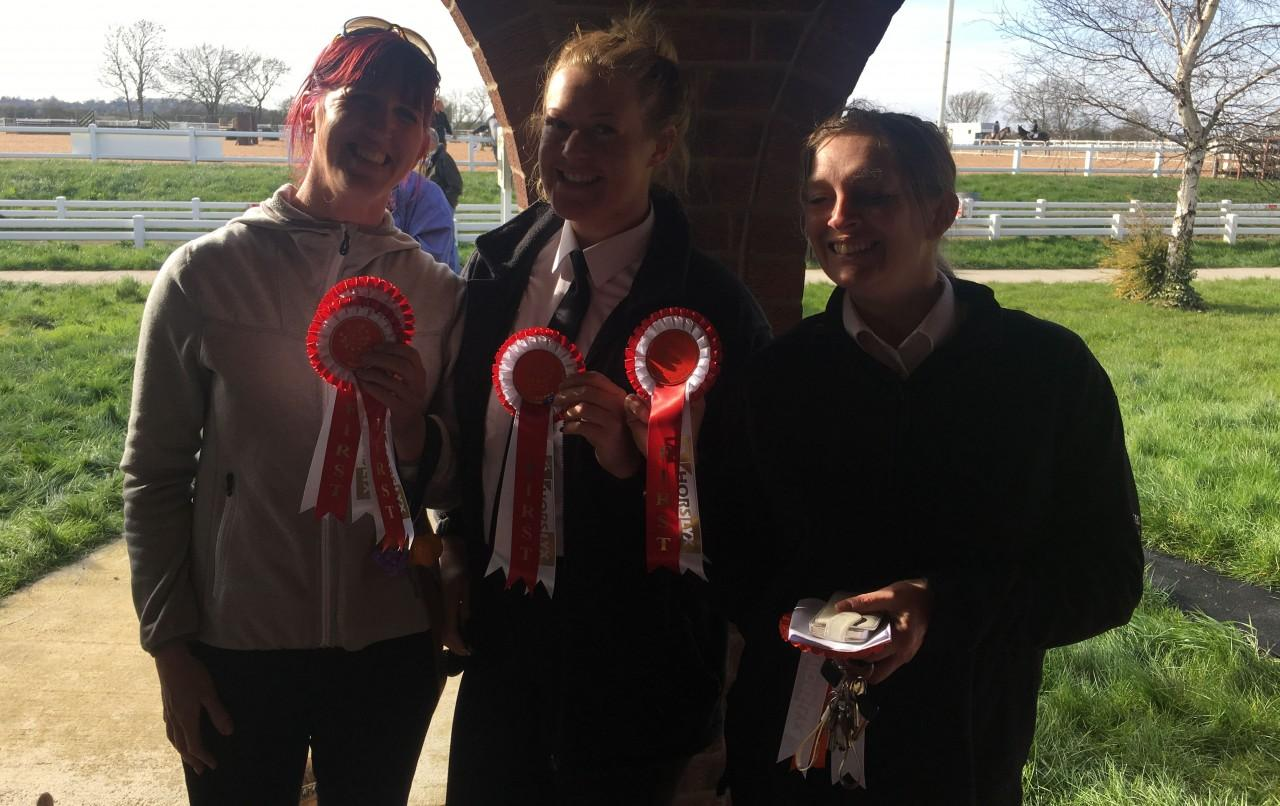 Forces Equine qualify for the British Riding Clubs Combined Training Championships!