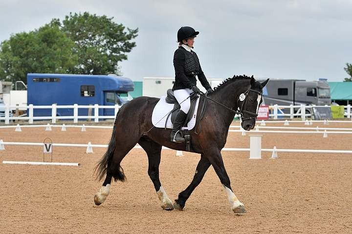 New FEYRA member Martha Miles qualifies for U25's National Dressage Championships